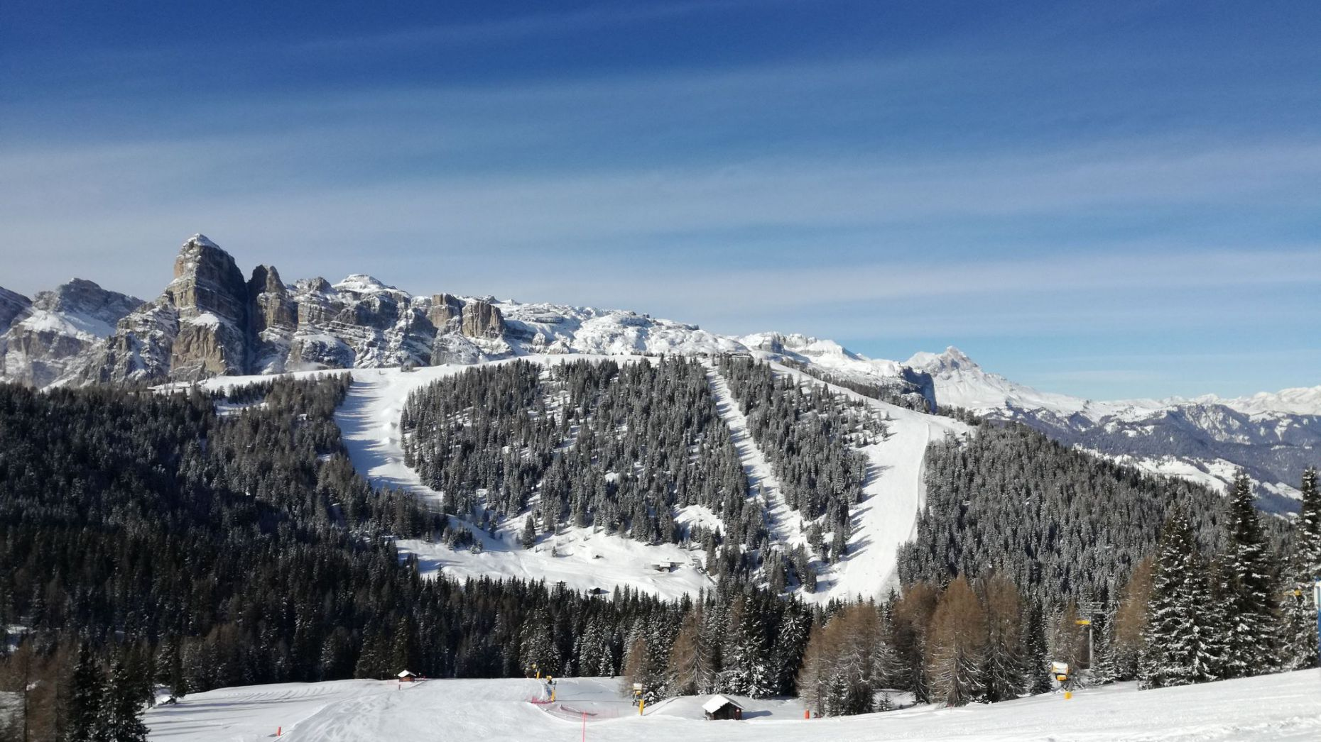 Image: Winter in Alta Badia