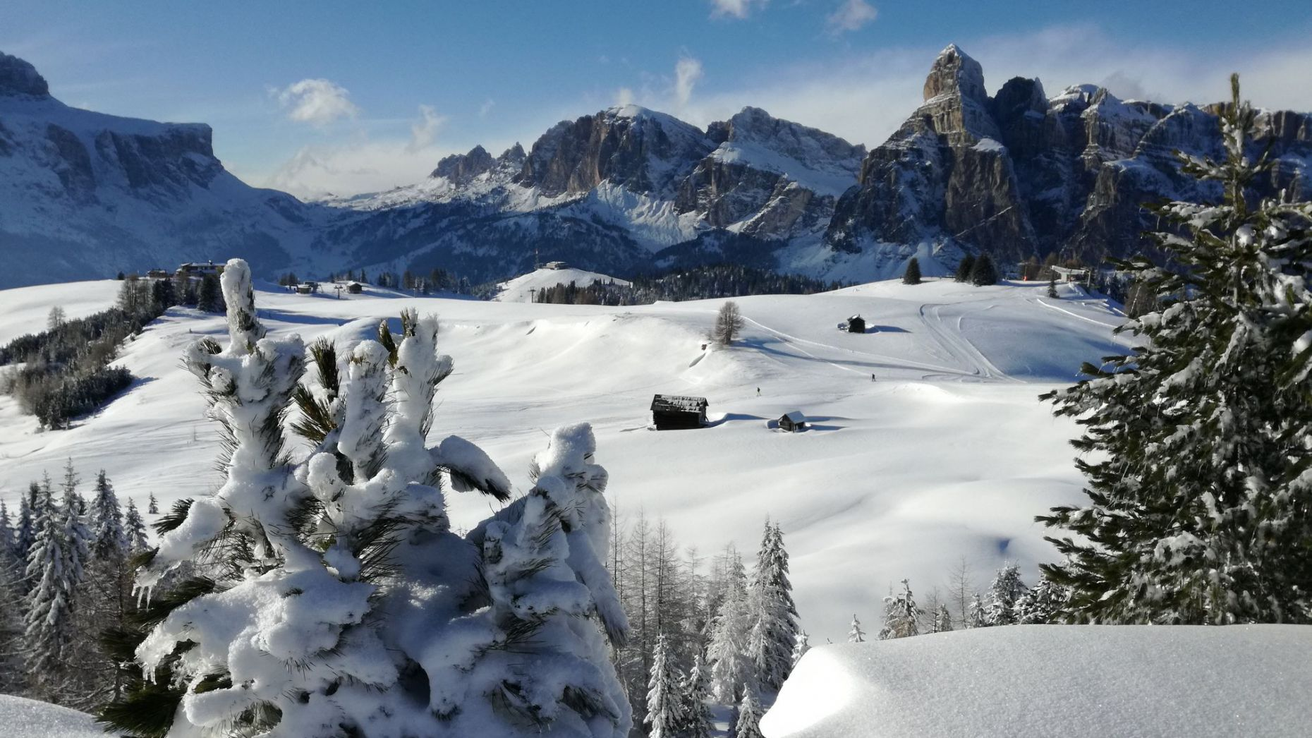 Image: The Dolomites